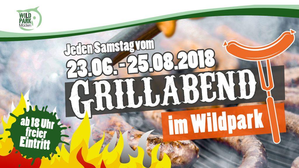 Grillabend Wildpark Müden