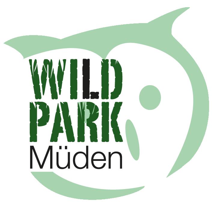 Logo Wildpark Müden groß