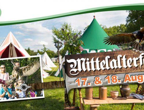 Mittelalterfest im Wildpark Müden
