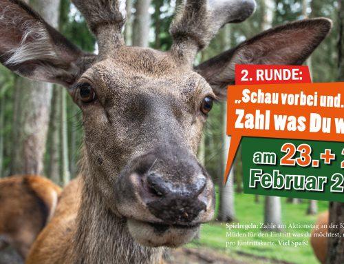 """""""Schau vorbei und zahl was Du willst!"""""""