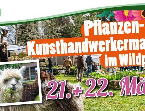 Pflanzen- und Kunsthandwerkermarkt