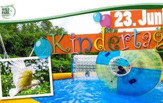 Kindertag im Wildpark Müden