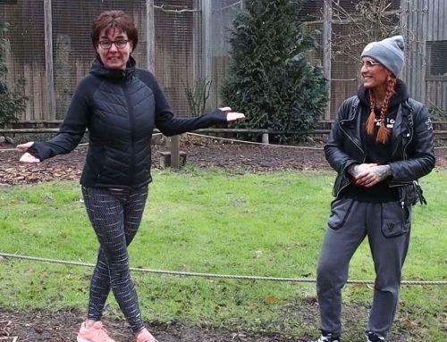 Workout im Wildpark Müden mit Body & Care Hermannsburg